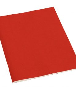 Filigrane Journal A4 with laid paper, 64 pages, ruled, red | 4250540910321 | 351838