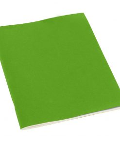 Filigrane Journal A4 with laidpaper, 64 pages, plain, lime | 4250053607107 | 351438