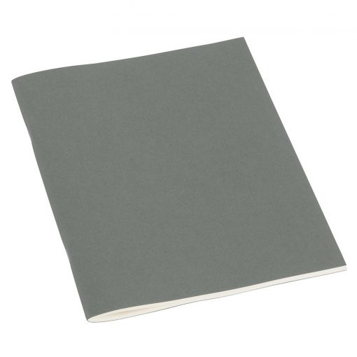 Filigrane Journal A5 with laid paper, 64 pages, plain, grey   4250053623398   351454