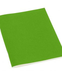 Filigrane Journal A5 with laid paper, 64 pages, plain, lime | 4250053607442 | 351453