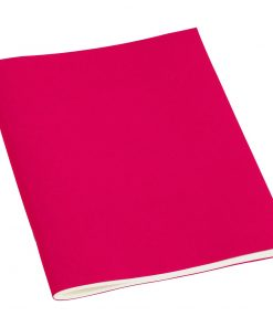 Filigrane Journal A5 with laid paper, 64 pages, plain, pink | 4250053607398 | 351448