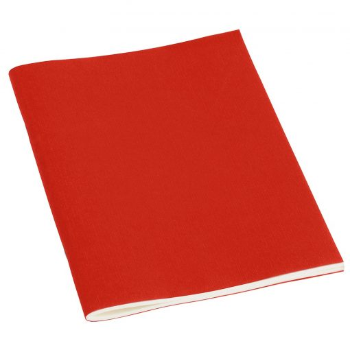 Filigrane Journal A5 with laid paper, 64 pages, plain, red | 4250053607374 | 351446