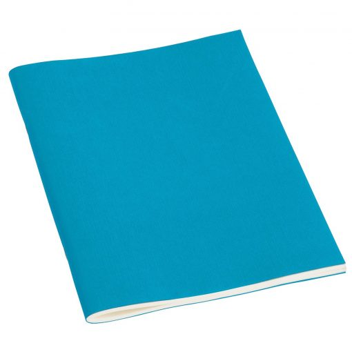 Filigrane Journal A5 with laid paper, 64 pages, plain, turquoise   4250053696439   351458