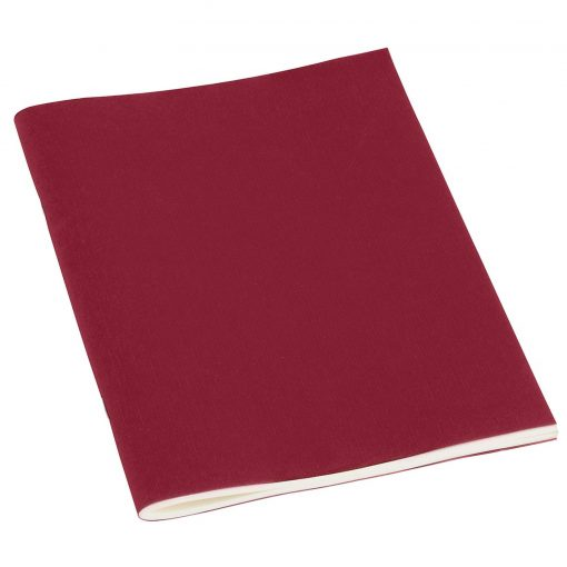 Filigrane Journal A5 with laid paper, 64 pages, ruled, burgundy   4250540910703   351824