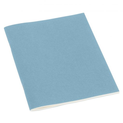 Filigrane Journal A5 with laid paper, 64 pages, ruled, ciel | 4250540910239 | 351828