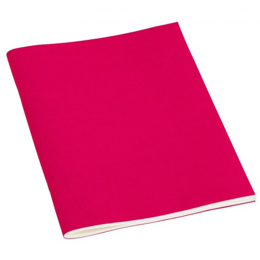 Filigrane Journal A5 with laid paper, 64 pages, ruled, pink | 4250540910215 | 351825