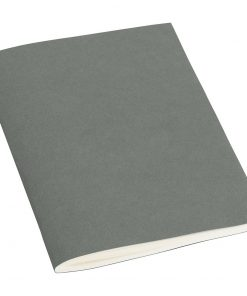 Filigrane Journal A6 with laid paper, 64 pages, plain, grey | 4250053623367 | 351424