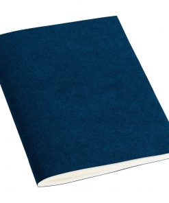 Filigrane Journal A6 with laid paper, 64 pages, plain, marine | 4250053610480 | 351415