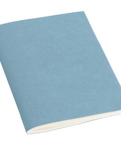 Filigrane Journal A6 with laid paper, 64 pages, ruled, ciel | 4250540910116 | 351813