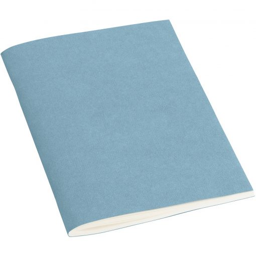 Filigrane Journal A6 with laid paper, 64 pages, ruled, ciel   4250540910116   351813