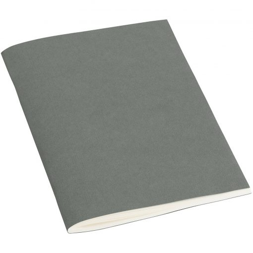 Filigrane Journal A6 with laid paper, 64 pages, ruled, grey | 4250540910147 | 351816