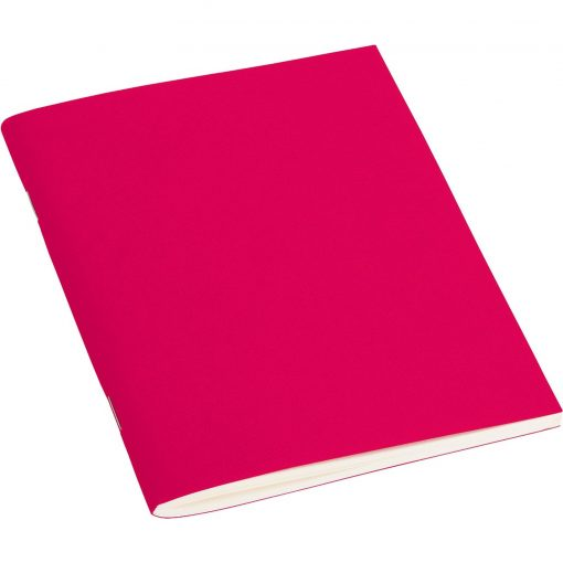 Filigrane Journal A6 with laid paper, 64 pages, ruled, pink   4250540910093   351810