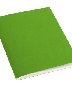 Filigrane Journal A6 with laidpaper, 64 pages, plain, lime | 4250053610558 | 351423