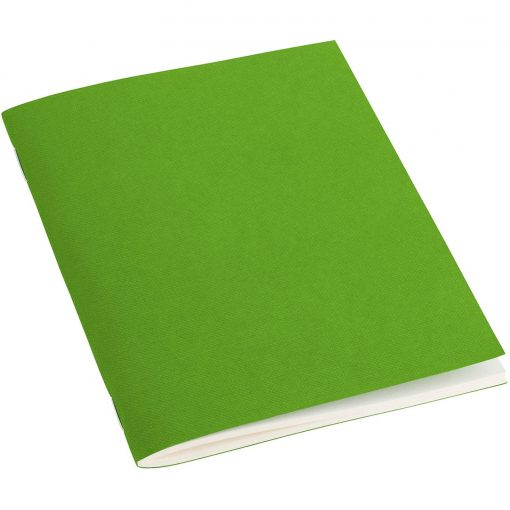 Filigrane Journal A6 with laidpaper, 64 pages, plain, lime   4250053610558   351423