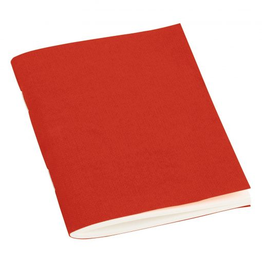Filigrane Journal A7 with laid paper, 64 pages, plain, red   4250540928463   354794