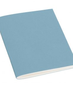 Filigrane Journal A7 with laid paper, 64 pages, ruled, ciel | 4250540910604 | 351798