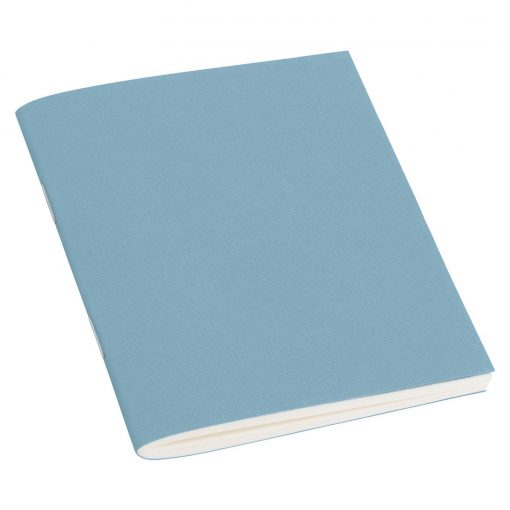 Filigrane Journal with laid paper, 64 pages, plain, ciel | 4250540928517 | 354799