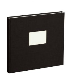 Guestbook, 240 pages, black | 4250053602898 | 353529