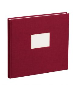 Guestbook, 240 pages, burgundy | 4250053602874 | 353525