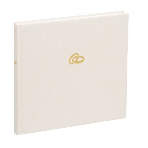 Guestbook, 240 pages, chamois, rings | 4250053639580 | 353547