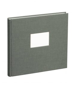 Guestbook, 240 pages, grey | 4250053602959 | 353539