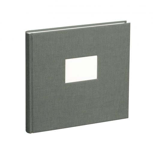 Guestbook, 240 pages, grey   4250053602959   353539