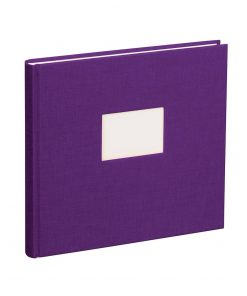 Guestbook, 240 pages, plum | 4250053645376 | 353548