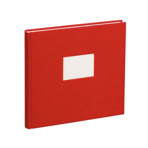 Guestbook, 240 pages, red | 4250053602867 | 353522