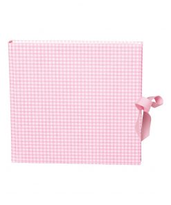 Guestbook, 240 pages, vichy pink | 4250053602973 | 353552