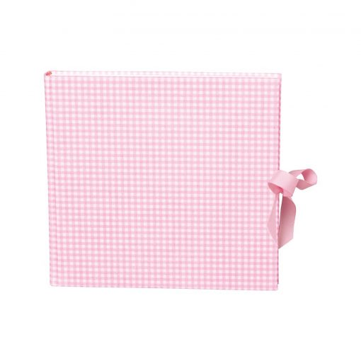 Guestbook, 240 pages, vichy pink   4250053602973   353552