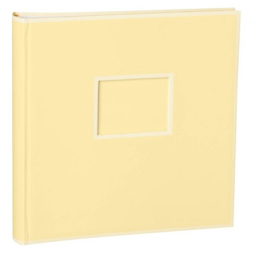 Jumbo Photo Album, size 30x30cm, photo mounting board, glassine paper, chamois | 4250053641620 | 351106