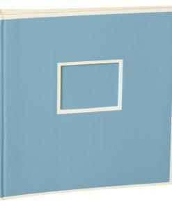 Jumbo Photo Album, size 30x30cm, photo mounting board, glassine paper, ciel | 4250053691519 | 351101