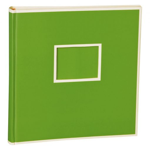 Jumbo Photo Album, size 30x30cm, photo mounting board, glassine paper, lime   4250053691533   351103