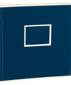 Jumbo Photo Album, size 30x30cm, photo mounting board, glassine paper, marine | 4250053691724 | 351095