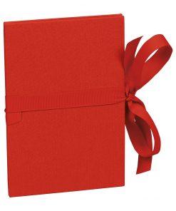 Leporello big, 14 photos - size 13 x 18 cm, red | 4250053685501 | 353233