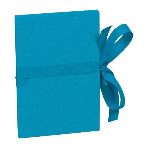Leporello big, 14 photos - size 13 x 18 cm, turquoise   4250053697108   353247