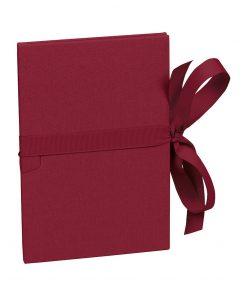 Leporello small, 14 photos - size 10 x 15cm, burgundy | 4250053635209 | 353207