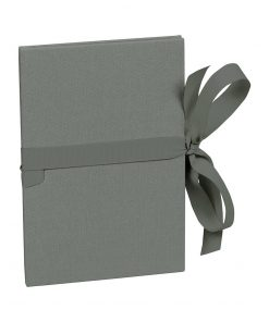 Leporello small, 14 photos - size 10 x 15cm, grey | 4250053635278 | 353218