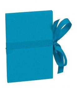 Leporello small, 14 photos - size 10 x 15cm, turquoise | 4250053697092 | 353226