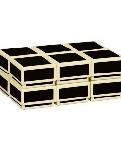 Little Gift Boxes (Set of 12), black | 4250053640845 | 352027