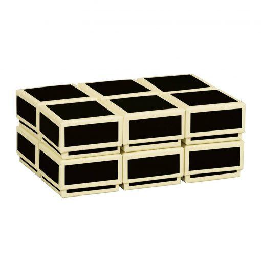 Little Gift Boxes (Set of 12), black | 4250053640845 | 352027