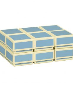 Little Gift Boxes (Set of 12), ciel | 4250053640869 | 352030