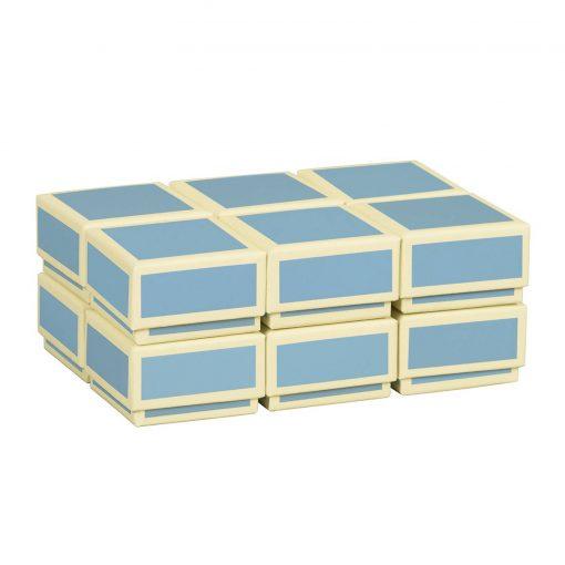 Little Gift Boxes (Set of 12), ciel | 4250053640869 | 352030