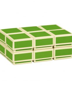 Little Gift Boxes (Set of 12), lime | 4250053640883 | 352034