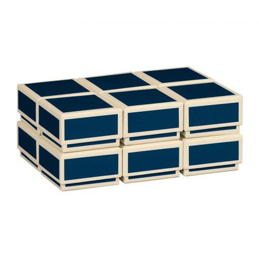 Little Gift Boxes (Set of 12), marine | 4250053640807 | 352019