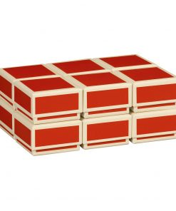 Little Gift Boxes (Set of 12), red | 4250053640814 | 352021
