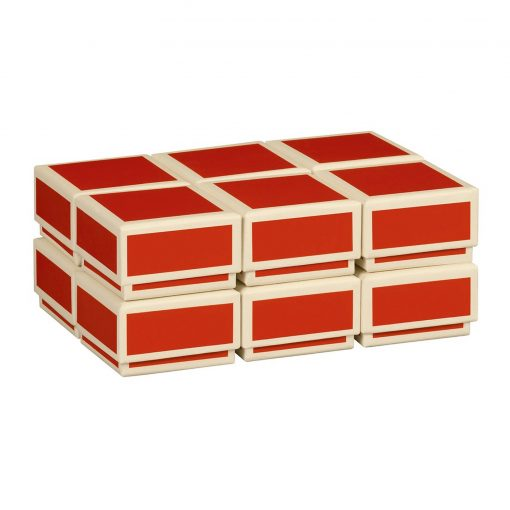 Little Gift Boxes (Set of 12), red   4250053640814   352021