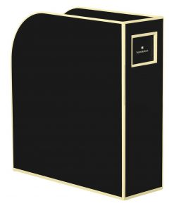 Magazine Box (A4) and letter size, black | 4250053642825 | 352736