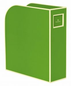 Magazine Box (A4) and letter size, lime | 4250053642863 | 352747