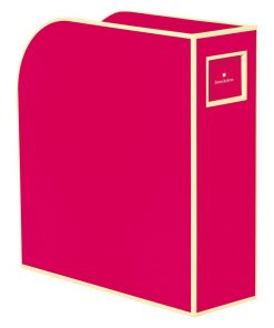Magazine Box (A4) and letter size, pink | 4250053642818 | 352735